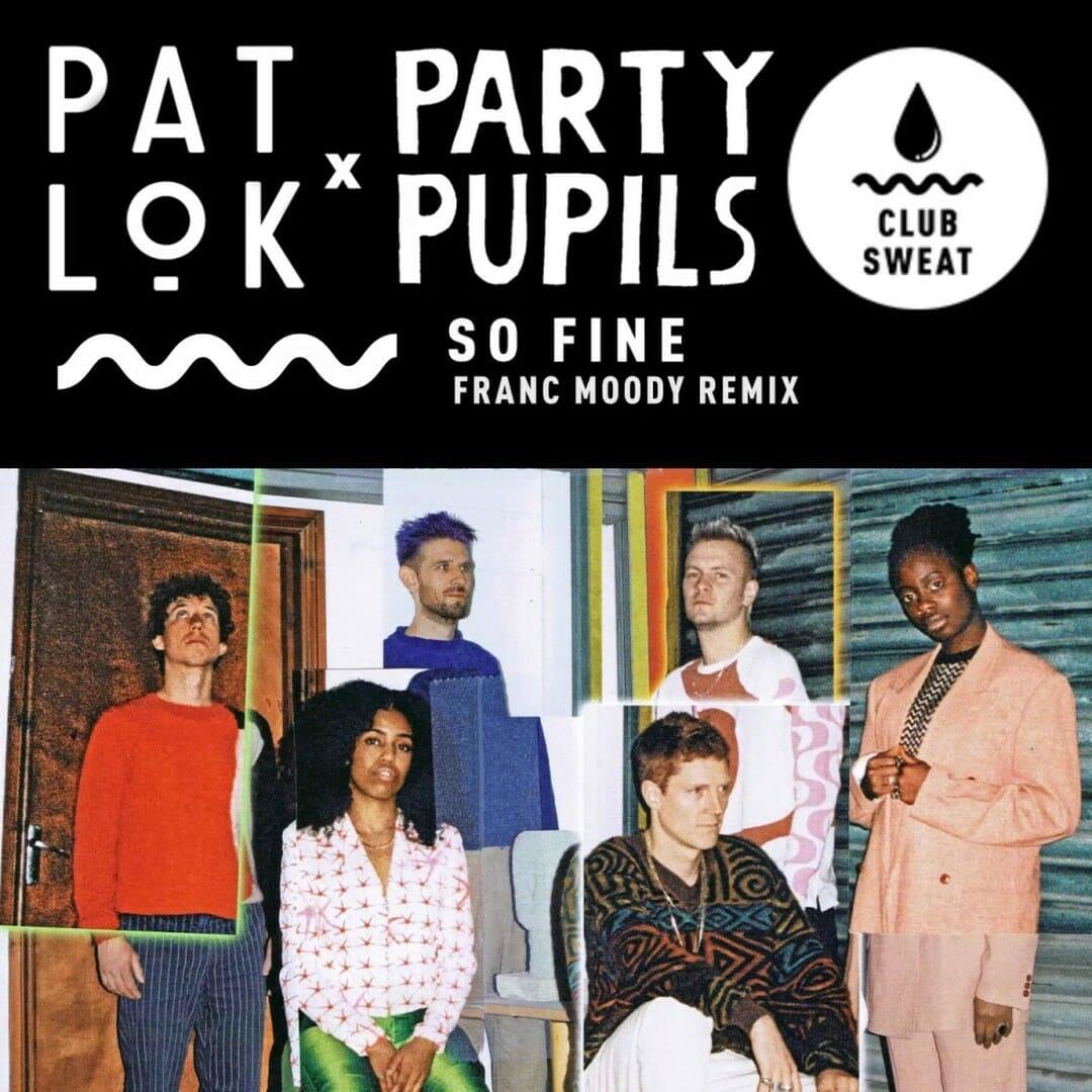 """Neue Musik und das am Mittwoch! Das haben wir @francmoody und @jonnysummusic und ihren Remixes von """"So Fine"""" zu verdanken!  . . . @patlokmusic @partypupils"""